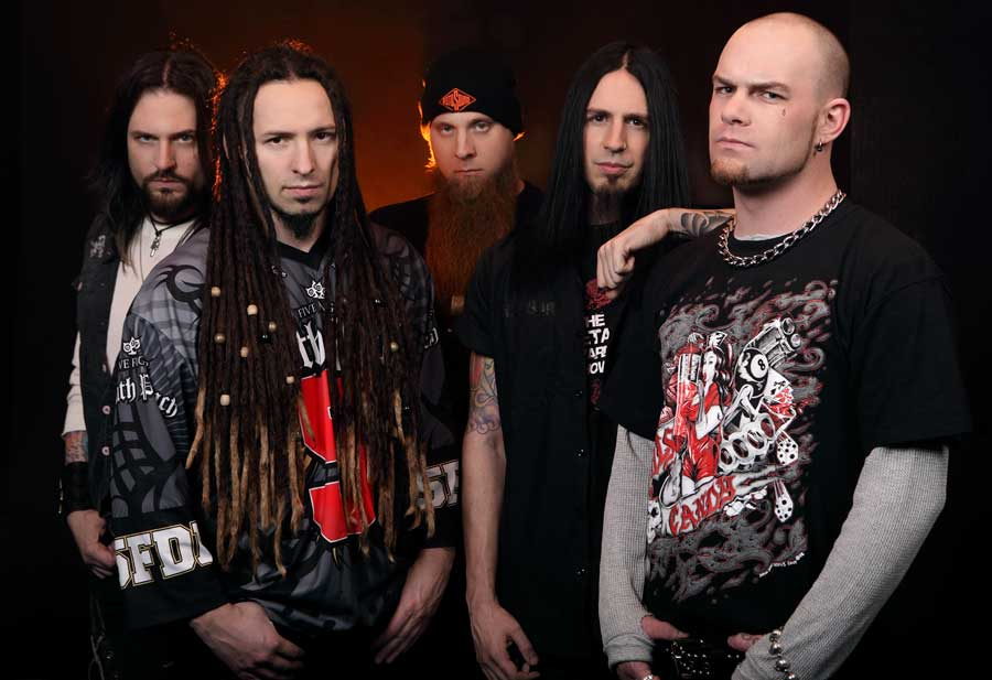 Five Finger Death Punch Unveil