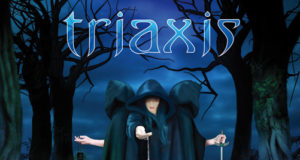 Triaxis - Key To The Kingdom Album Cover Artwork