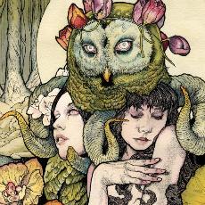 Album Cover for Kvelertak Self Title Album