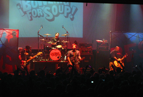 Bowling For Soup Live Review
