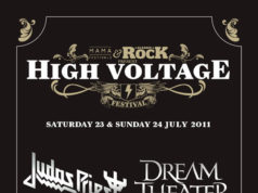 High Voltage Festival Lineup 2011