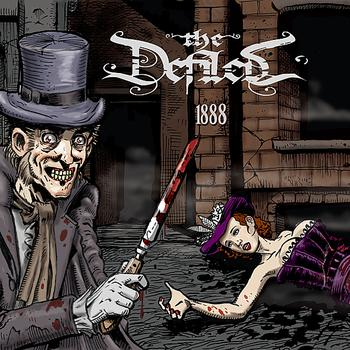 The Defiled 1888 EP Album Cover