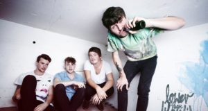 Lower Than Atlantis Band Photo