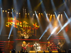 Judas Priest at Wembley Arena on the Priest Feast Tour