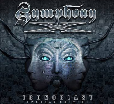 Symphony X Iconoclast Album Cover