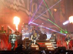 Judas Priest on Stage at High Voltage
