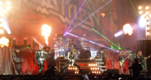 Judas Priest on Stage at High Voltage