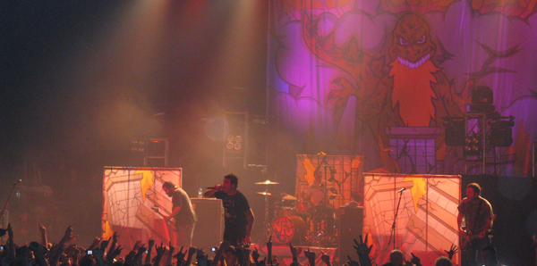 Pop Punks Not Dead Tour The Masquerade