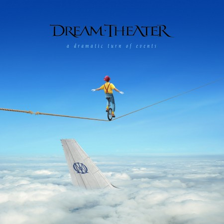 dream theater - a dramatic turn of events album cover