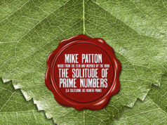 Mike Patton - The Solitude Of Prime Numbers Album Cover
