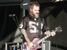 Scott Kelly of Neurosis on stage at High Voltage Festival in London 2011