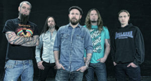In Flames band photo 2012