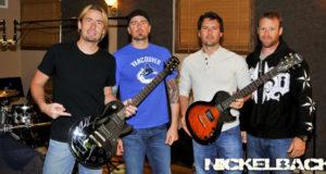 Nickelback Band Photo 2012