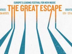 Great Escape Festival Poster 2012