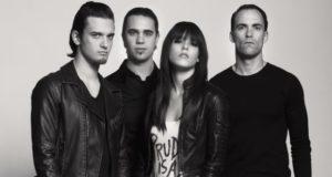 Halestorm Band Photo 2012