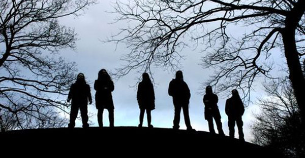 My Dying Bride Band Photo