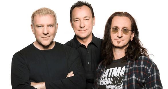Rush Band Photo 2011