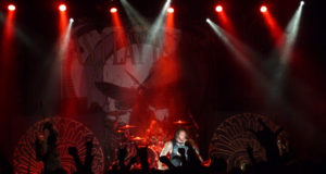 As I Lay Dying On Stage at Shepherds Bush Empire London October 2012