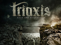 Triaxis Rage & Retribution album cover