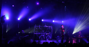 Kamelot on stage at The Forum, Kentish Town, London, November 2012