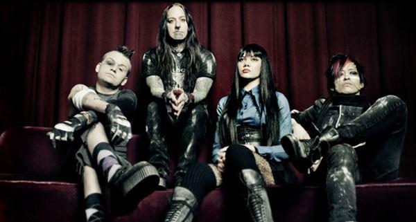 Coal Chamber 2012 Band Photo