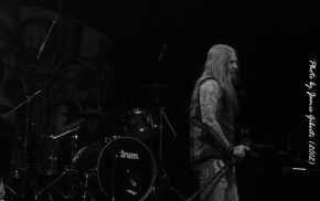 Soil on stage at London's Electric Ballroom December 2012 - Photo 1