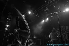 Soil on stage at London's Electric Ballroom December 2012 - Photo 3