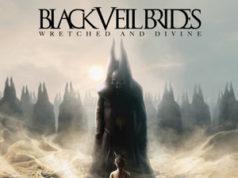 Black Veil Brides Wretched & Divine Album Cover