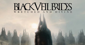 Black Veil Brides Wretched & Divine Album Cover