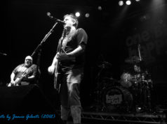 Bowling For Soup on stage at Cambridge Junction, October 2012