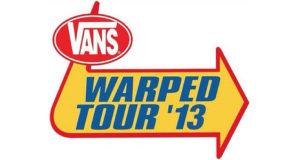 Vans Warped Tour 2013 Logo