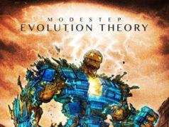 Modestep Evolution Theory Album Cover Artwork