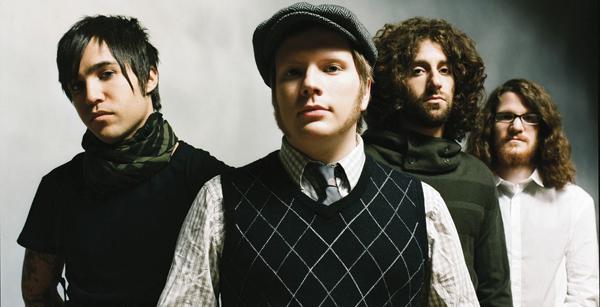Fall Out Boy 2013 Band Photo