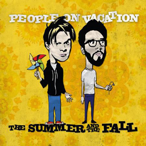 People On Vacation The Summer & The Fall Album Cover