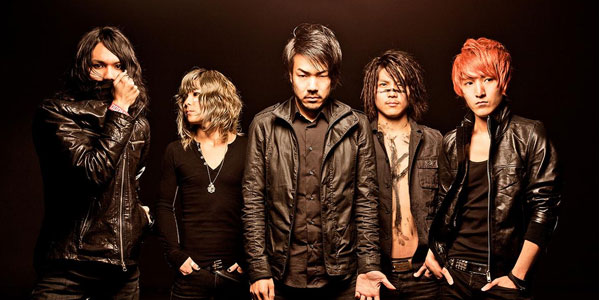 Crossfaith Band Photo