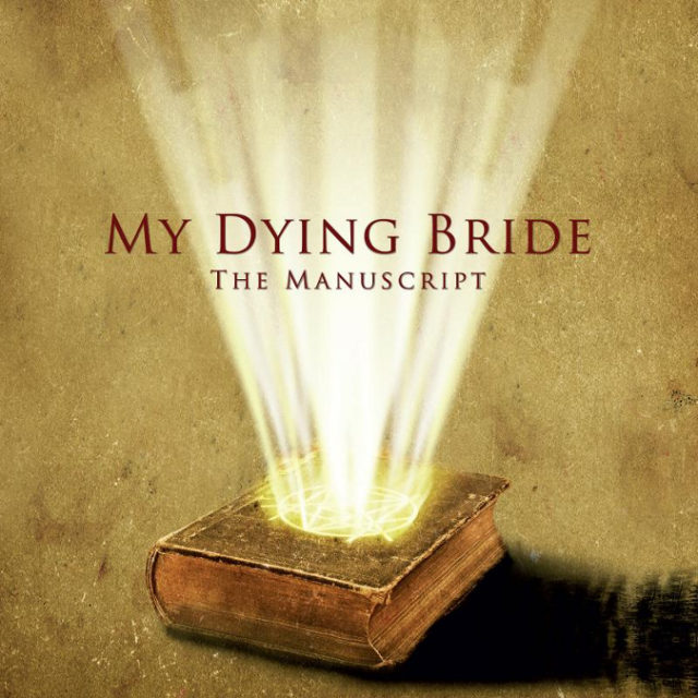 My Dying Bride - 'The Manuscript (EP)'
