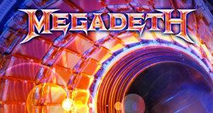 Megadeth Super Collider Album Artwork Cover