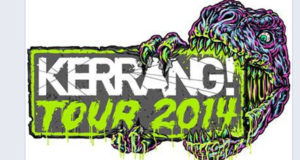 Kerrang Tour 2014 Logo