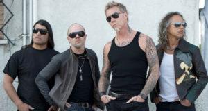 Metallica 2013 Band Photo