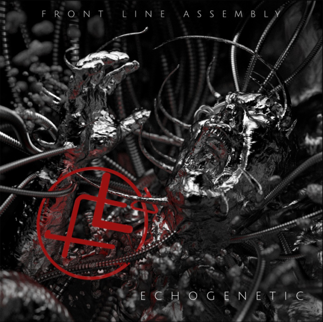 Front Line Assembly - 'Echogenetic'