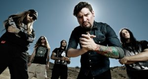Suicide Silence 2013 Band Photo
