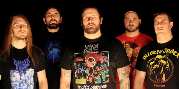 The Black Dahlia Murder Band Photo 2013