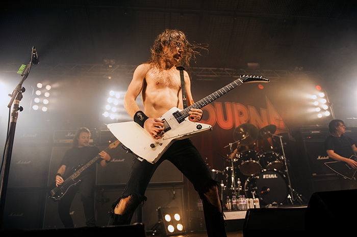 Airbourne & Orange Goblin Live Review From Portsmouth (2013)