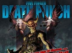 FFDP Five Finger Death Punch Wrong Side Of Heaven Volume Two Album Cover