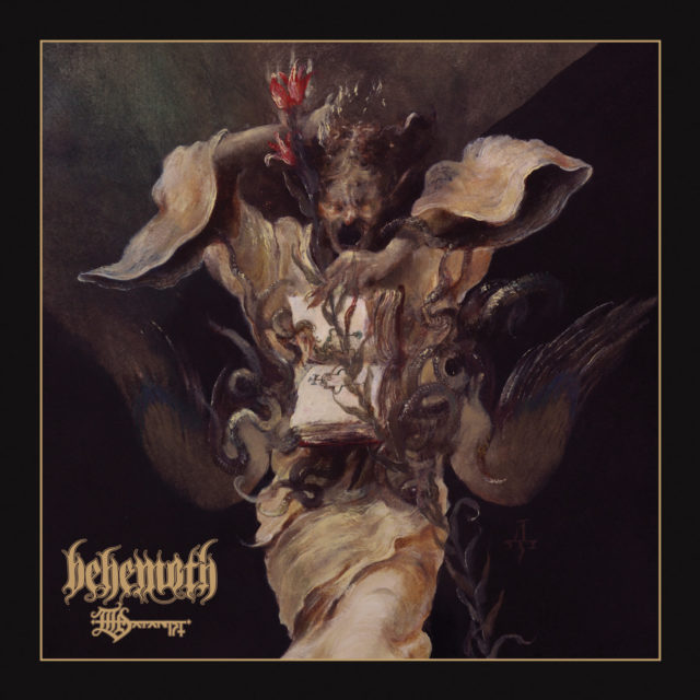 Behemoth - 'The Satanist'