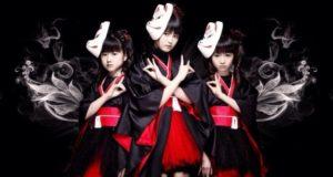 Babymetal group photo