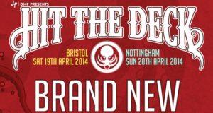 Hit The Deck Festival 2014 Header Image