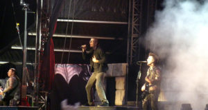 Avenged Sevenfold on the Stephen Sutton stage at the Download Festival 2014