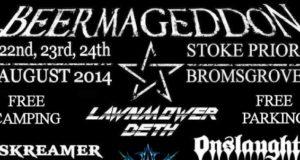 Beermageddon Festival 2014 header image