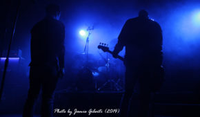 Bossk on stage in London at Beyond The Redshift Festival 2014